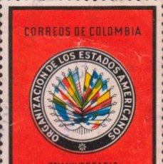 Sellos: SELLO COLOMBIA USADO FILATELIA CORREOS STAMP POST POSTAGE. Lote 192155735