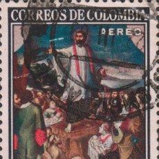 Sellos: SELLO COLOMBIA USADO FILATELIA CORREOS STAMP POST POSTAGE. Lote 192156075