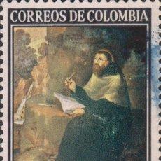 Sellos: SELLO COLOMBIA USADO FILATELIA CORREOS STAMP POST POSTAGE. Lote 192156108