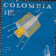 Sellos: SELLO COLOMBIA USADO FILATELIA CORREOS STAMP POST POSTAGE. Lote 192156137