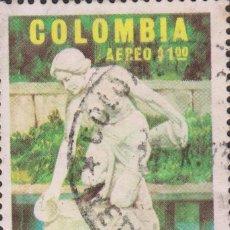Sellos: SELLO COLOMBIA USADO FILATELIA CORREOS STAMP POST POSTAGE. Lote 192156175