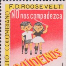 Sellos: SELLO COLOMBIA USADO FILATELIA CORREOS STAMP POST POSTAGE. Lote 192157546