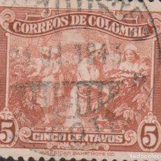 Sellos: SELLO COLOMBIA USADO FILATELIA CORREOS STAMP POST POSTAGE. Lote 192646236