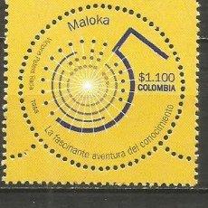 Sellos: COLOMBIA YVERT NUM. 1275 ** SERIE COMPLETA SIN FIJASELLOS. Lote 194884037