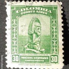 Sellos: 1948 COLOMBIA ASPECTOS COLOMBIANOS. Lote 206498883