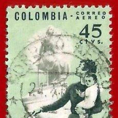 Sellos: COLOMBIA. 1963. DERECHOS POLITICOS DE LA MUJER. Lote 220631082
