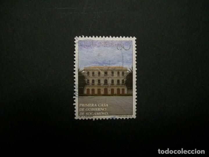 /24.10/-COLOMBIA-1991-80 P. Y&T 975 SERIE COMPLETA EN USADO/º/ (Sellos - Extranjero - América - Colombia)