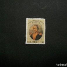 Sellos: /24.10/-COLOMBIA-1989-40 P. Y&T 935 EN USADO/º/. Lote 222123132
