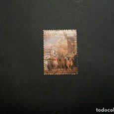Francobolli: /24.10/-COLOMBIA-1987-CORREO AEREO 100 P. Y&T 763 EN USADO/º/. Lote 222125136