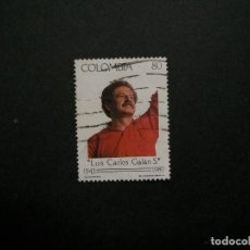 Francobolli: /24.10/-COLOMBIA-1991-80 P. Y&T 967 SERIE COMPLETA EN USADO/º/. Lote 222126237