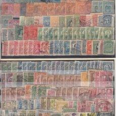 Francobolli: COLOMBIA. CONJUNTO DE 289 SELLOS USADOS GENERALMENTE DE BUENA CALIDAD. Lote 226088905