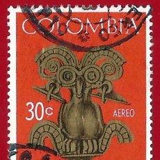Francobolli: COLOMBIA. 1967. ARTE PRECOLOMBINO. Lote 227941830