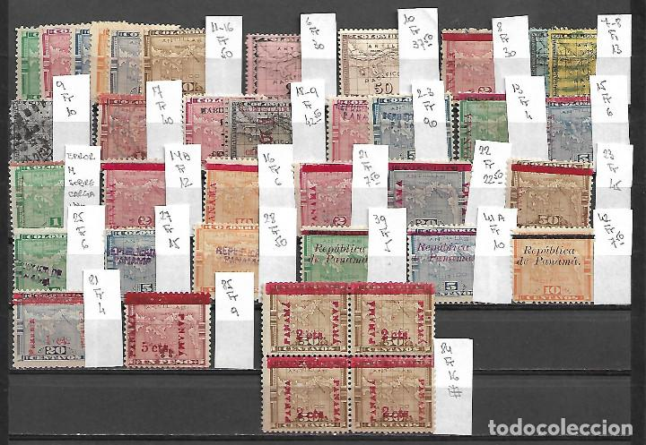 OCASION IMPORTANTE COLECCION DE SELLOS ANTIGUOS CIRCULADOS DE COLOMBIA MAS 100 € DE CATALOGO (Sellos - Extranjero - América - Colombia)