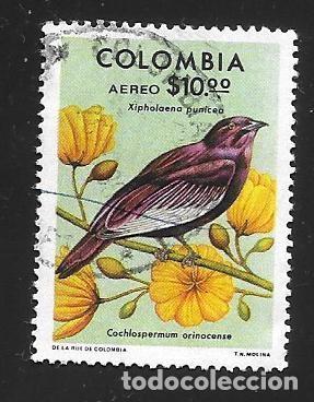 COLOMBIA (Sellos - Extranjero - América - Colombia)