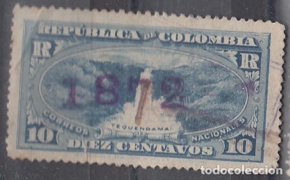 COLOMBIA. LETRAS DE CAMBIO 61. INUTILIZADO. (Sellos - Extranjero - América - Colombia)