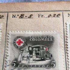 Sellos: CORREOS DE COLOMBIA. Lote 252674300
