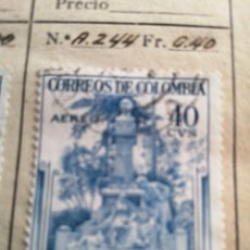 Sellos: CORREOS DE COLOMBIA. Lote 252674485