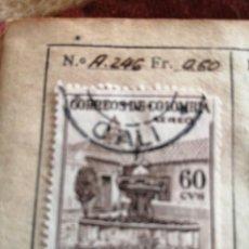 Sellos: CORREOS DE COLOMBIA. Lote 252674785