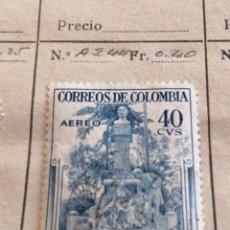 Sellos: CORREOS DE COLOMBIA. Lote 252676290