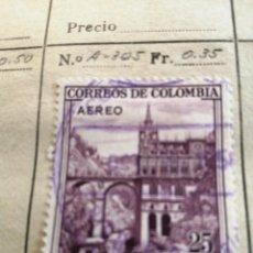Sellos: CORREOS DE COLOMBIA. Lote 252676585