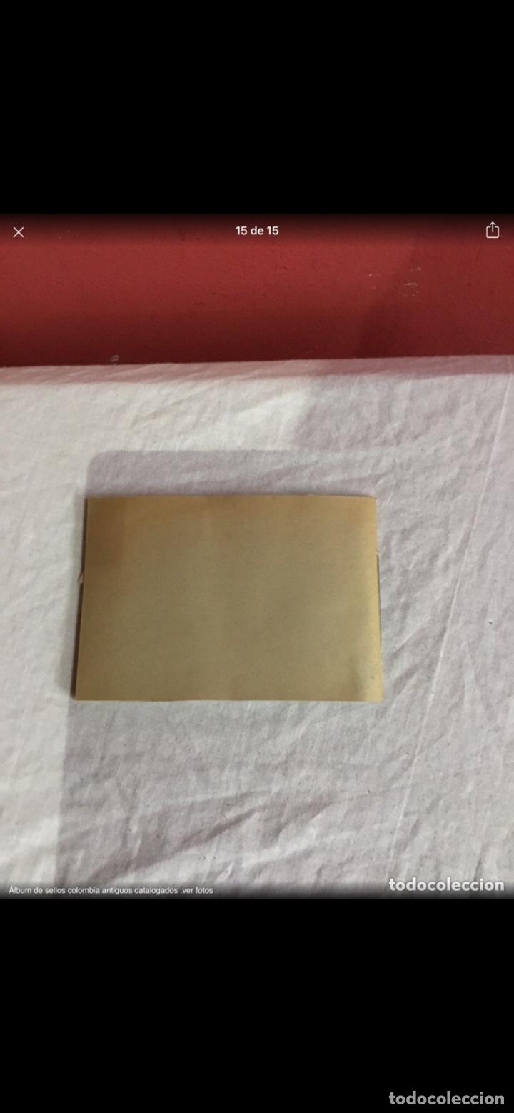 Sellos: Precioso álbum de 100 sellos clasificados colombia antigua completo . Alta coleccion. Ver fotos - Foto 15 - 253838140