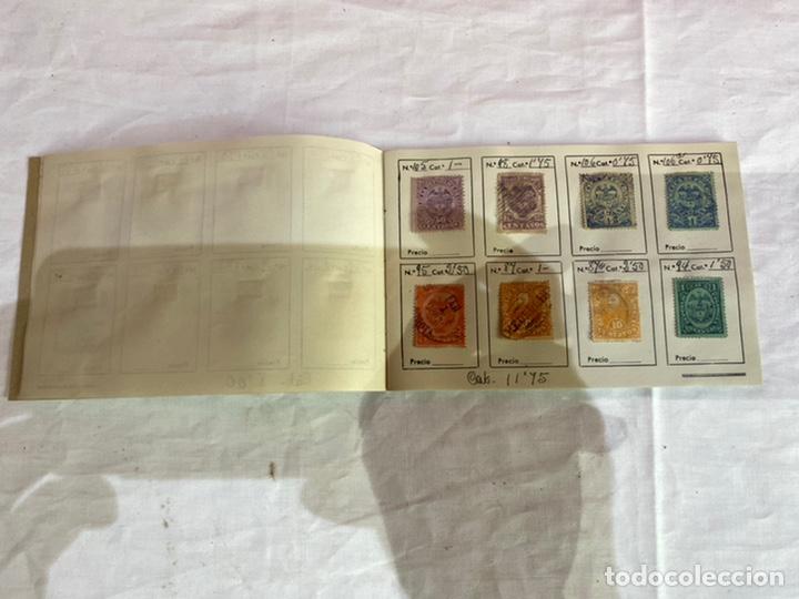Sellos: Álbum de sellos colombia antiguos clasificados.siglo XVIII .ver fotos - Foto 4 - 261685295