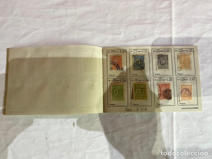 Sellos: Álbum de sellos colombia antiguos clasificados.siglo XVIII .ver fotos - Foto 6 - 261685295