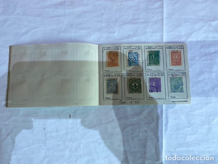 Sellos: Álbum de sellos colombia antiguos clasificados.siglo XVIII .ver fotos - Foto 7 - 261685295