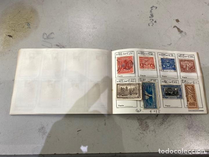 Sellos: Álbum de sellos colombia antiguos clasificados.siglo XVIII .ver fotos - Foto 10 - 261685295