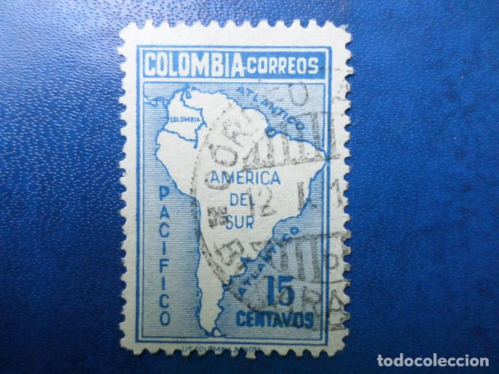 COLOMBIA, 1946, YVERT 397 (Sellos - Extranjero - América - Colombia)