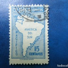 Sellos: COLOMBIA, 1946, YVERT 397. Lote 261833895
