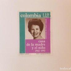 Sellos: COLOMBIA SELLO USADO. Lote 263295080