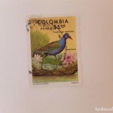 Sellos: COLOMBIA SELLO USADO. Lote 263295100