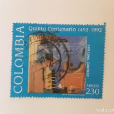 Sellos: COLOMBIA SELLO USADO. Lote 263295130