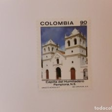 Sellos: COLOMBIA SELLO USADO. Lote 263295185