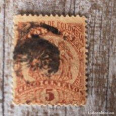 Sellos: SELLO COLOMBIA 5 CENTAVOS VER LA FOTO. Lote 278525883