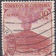 Sellos: SELLO ANTIGUO DE COLOMBIA - VOLCAN GALERAS - (ENVIO COMBINADO COMPRA MAS). Lote 287745768