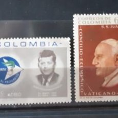 Sellos: COLOMBIA,LOTE 1963. Lote 288944878