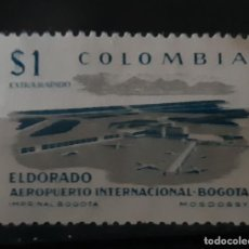 Sellos: COLOMBIA,1960,CAT.YT.PA.347.. Lote 289236488