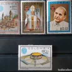 Sellos: COLOMBIA,1968.. Lote 289254833
