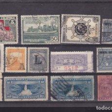 Sellos: FC3-111- COLOMBIA . LOTE SELLOS ANTIGUOS . VER 2 IMÁGENES. Lote 293846073