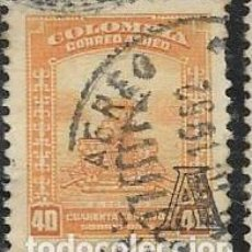 Sellos: COLOMBIA AÉREO YVERT 207. Lote 294170998