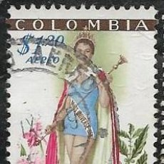 Sellos: COLOMBIA AÉREO YVERT 315. Lote 294565038