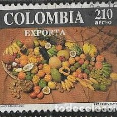 Sellos: COLOMBIA AÉREO YVERT 844. Lote 294809993