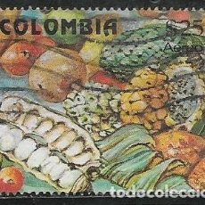 Sellos: COLOMBIA AÉREO YVERT 678. Lote 294810223