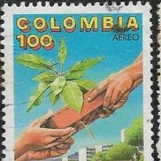 Sellos: COLOMBIA AÉREO YVERT 788. Lote 294810343