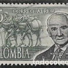 Sellos: COLOMBIA AÉREO YVERT 445. Lote 294897943