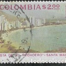 Sellos: COLOMBIA AÉREO YVERT 593. Lote 294902518