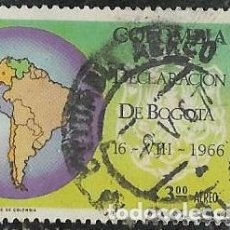 Sellos: COLOMBIA AÉREO YVERT 467. Lote 294904733