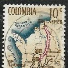Sellos: COLOMBIA AÉREO YVERT 424. Lote 294915593